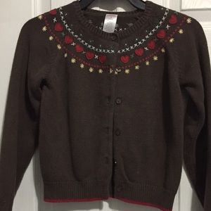 Knitted sweater , in a very good condition..